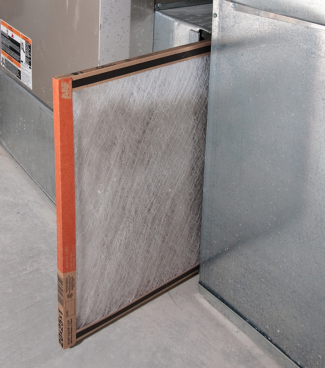 Tuesday's Tip – Change your furnace filter