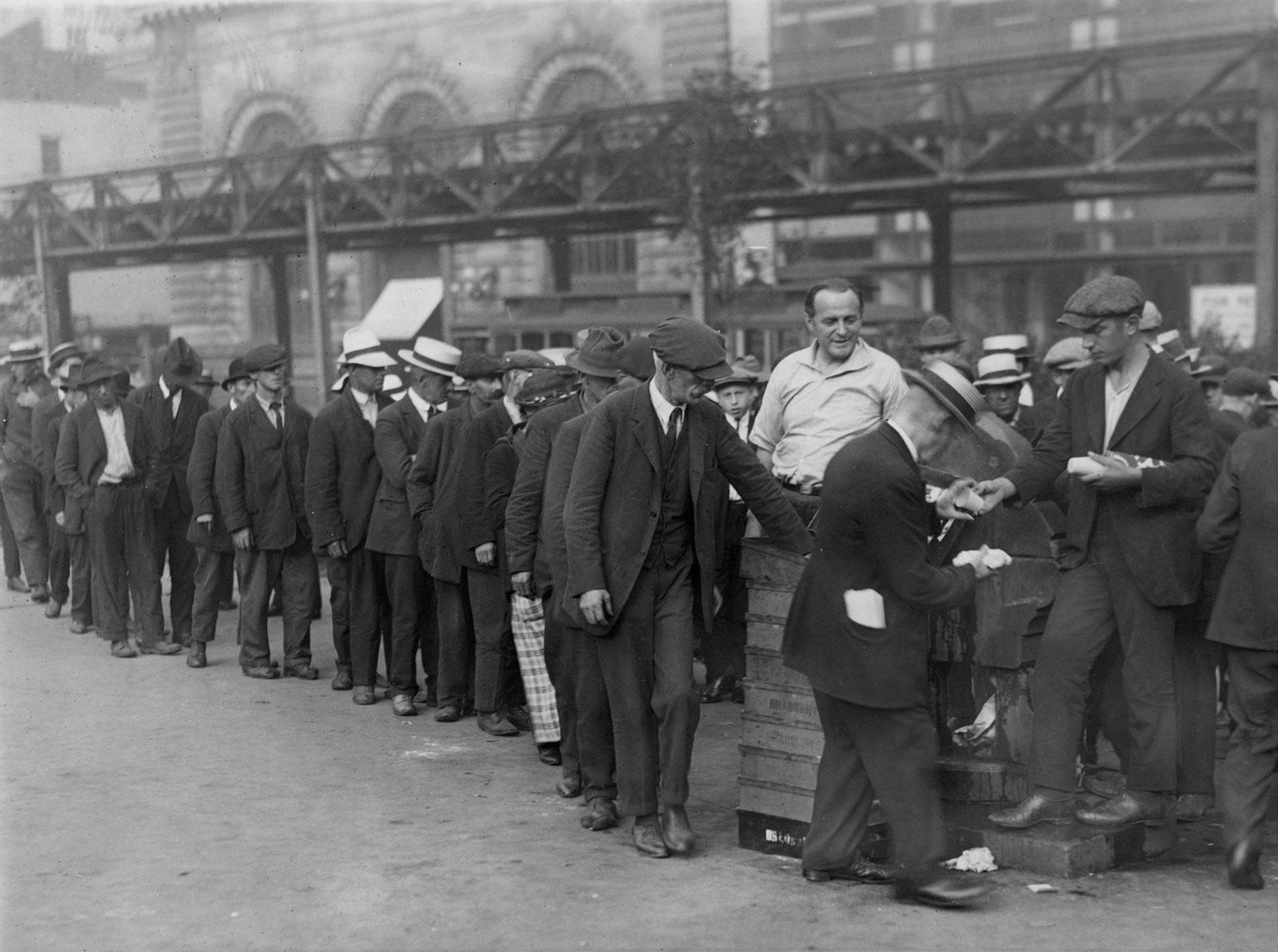 Wednesday's Web Link – What were rates like during the depression?