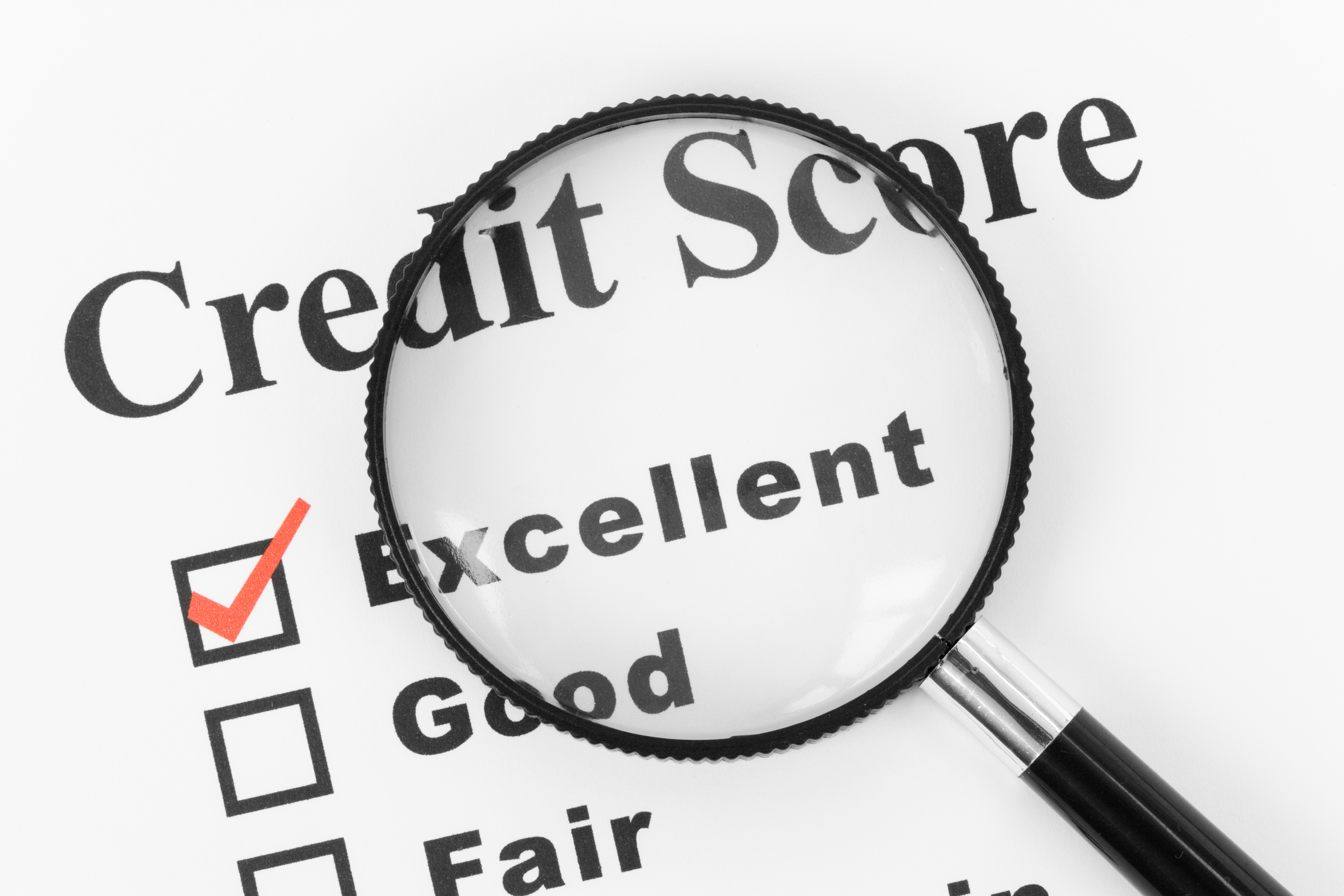 Monday's Audio Podcast – Let's Talk About Credit Scores