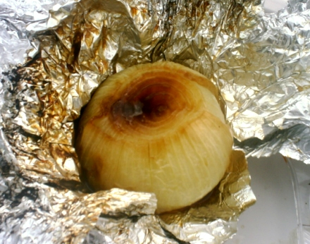 Tuesday's Tip – How to grill a French Onion!