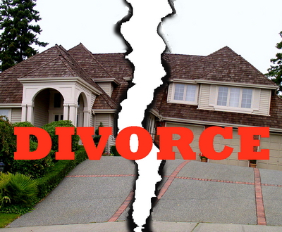 Monday's Audio Podcast – Divorcing and your Mortgage!