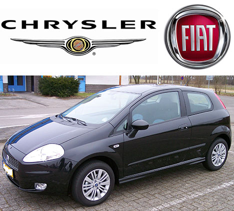 Wednesday's Weblink – It's Official: Chrysler & Fiat tie the knot!