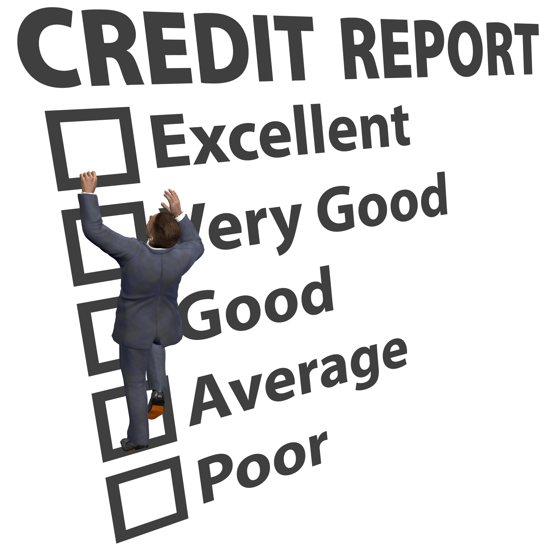 Tuesday's Tip – How to Climb the Credit Ladder
