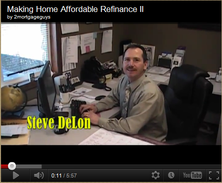 Making Home Affordable Refinance – Updated