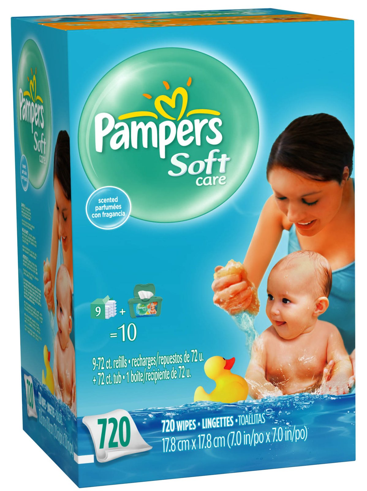 Tuesday's Tip – Baby Wipes, not just for baby butts!