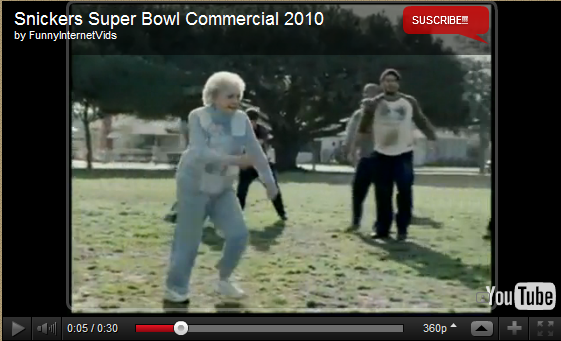 2010's Best Super Bowl Commercials
