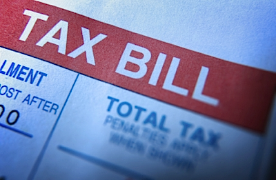 Property Tax Bills to hit mailboxes April 10