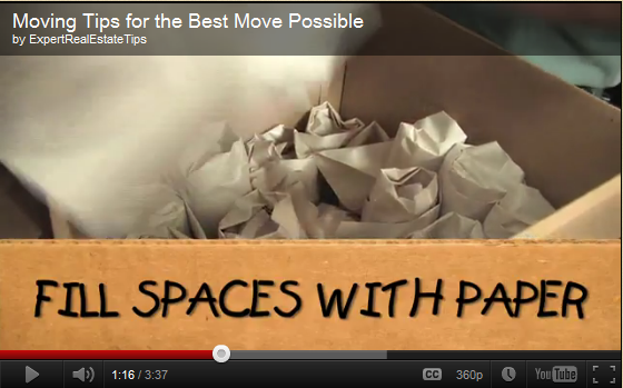 Moving Tips for the Best Move Possible
