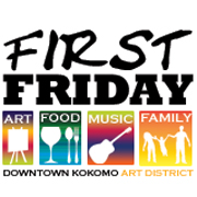 You're Invited Downtown for First Friday Fun!