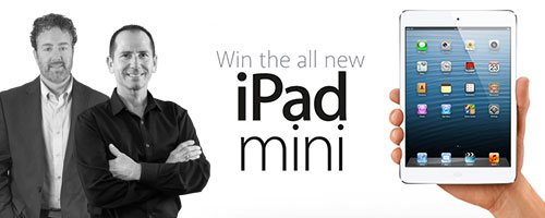 You Could Win an iPad Mini!
